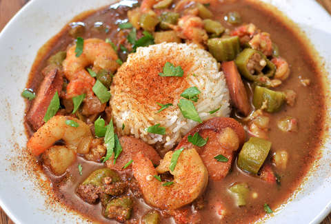 The Truth About Cajun Food  Thrillist