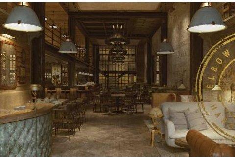 los angeles sofas large grey velvet corner sofa harp & crown: restaurant.