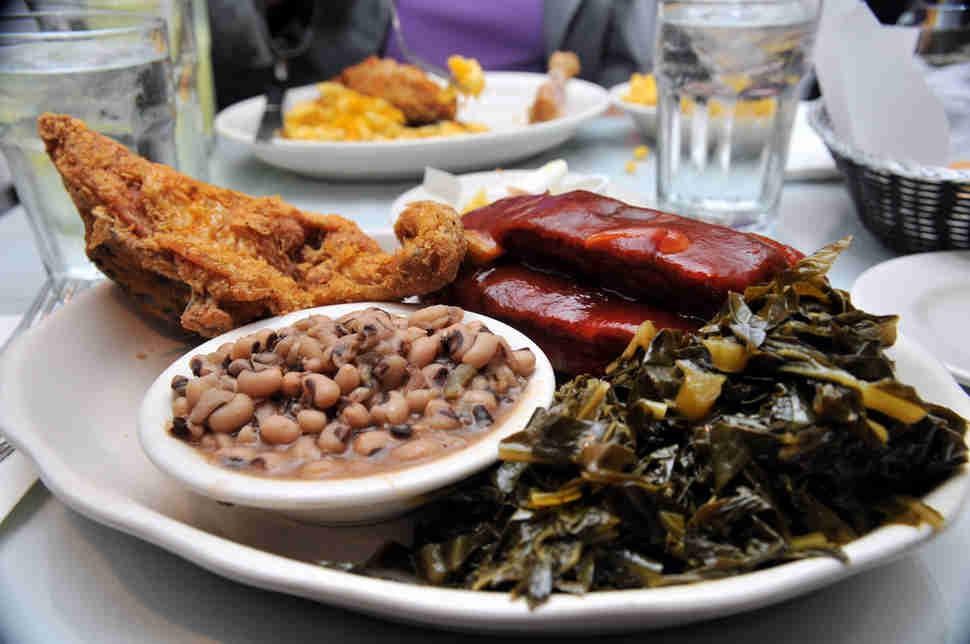 Sylvia Soul Food Nyc