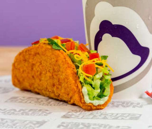 Taco Bell Is Phasing Out The Naked Chicken Chalupa In Early March