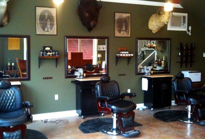 The Modern Man Barbershop and Gentlemans Supply  Thrillist