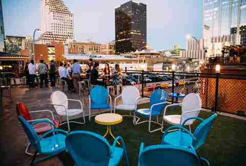 Best Rooftop Bars in Austin Where to Drink With a View in