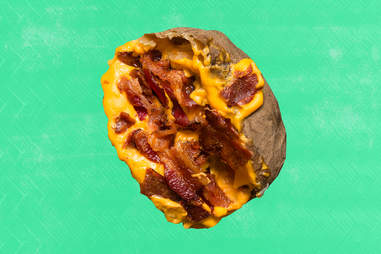 Wendy's Baked Potato: Why No Other Fast Food Chains Serve ...