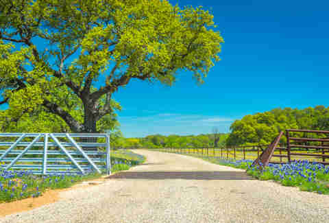 beautiful places in texas