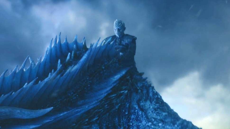 Game Of Thrones Season 7 Spoilers Night King Ice Dragon Reach The Wall Thrillist