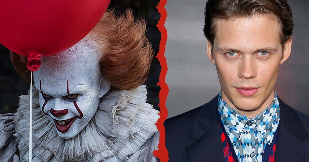 who plays pennywise the