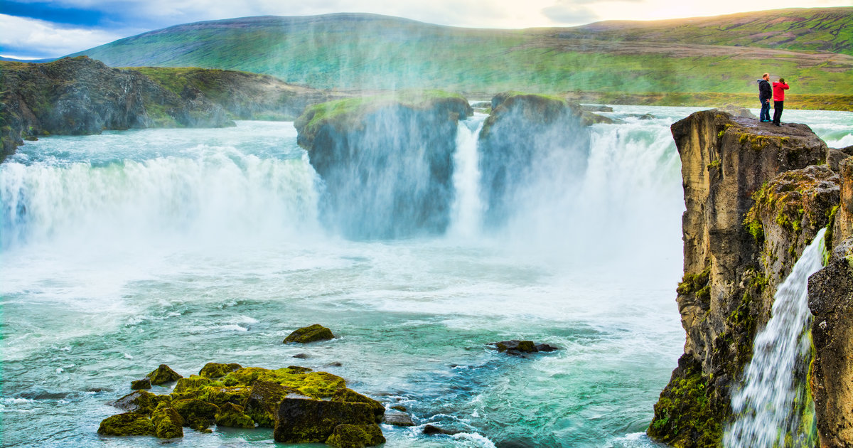 Best Natural Attractions in Iceland Hot Springs