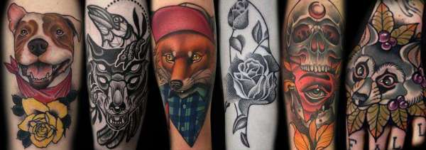 Best Tattoo Shops in NYC for Every Tattoo Style Thrillist