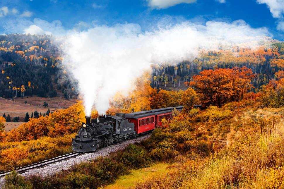 New England Fall Desktop Wallpaper Scenic Train Rides For Fall Foliage Across America Thrillist