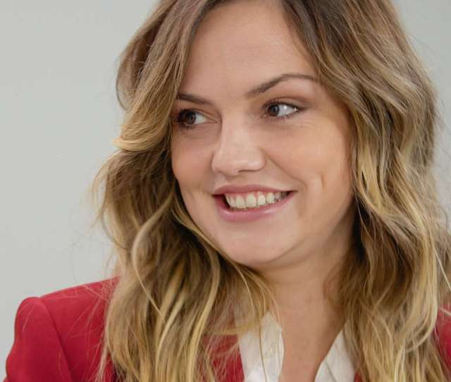 Actress Emily Meade On The Deuce And Sex In Hollywood