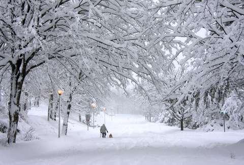 winter weather forecast 2018