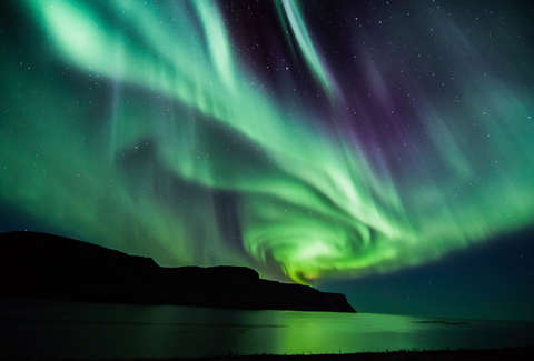 northern lights forecast may