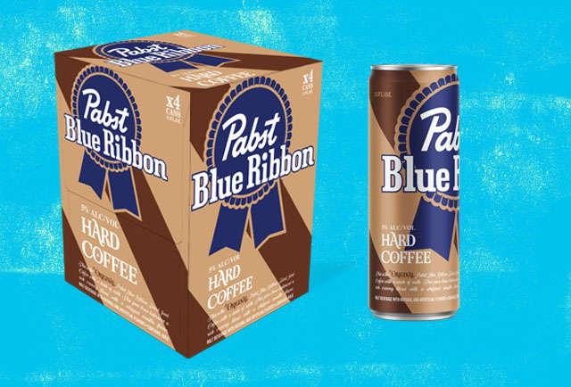 PBR Just Released Hard Coffee: Here's Where to Buy PBR ...
