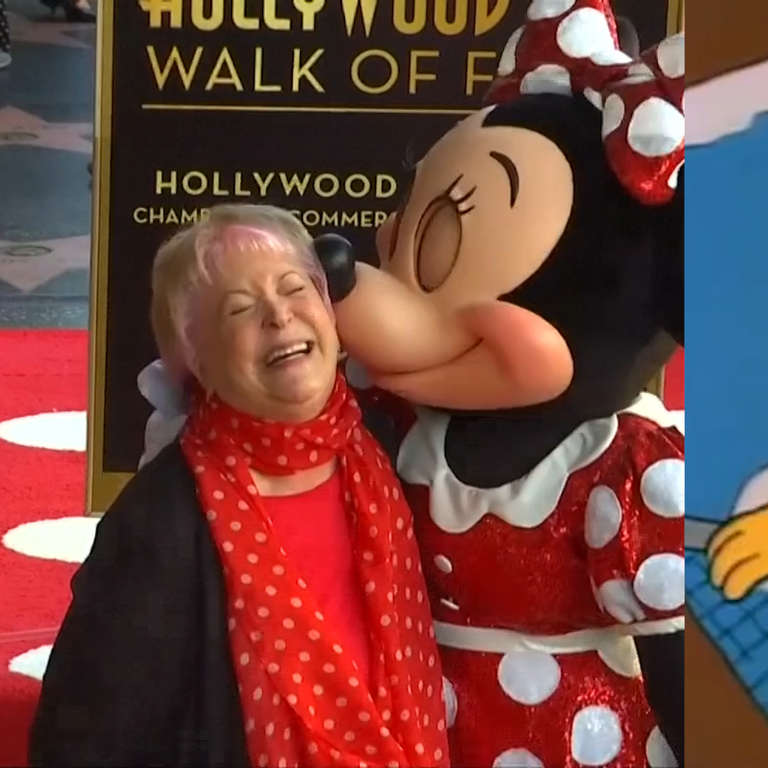 minnie mouse voice actress