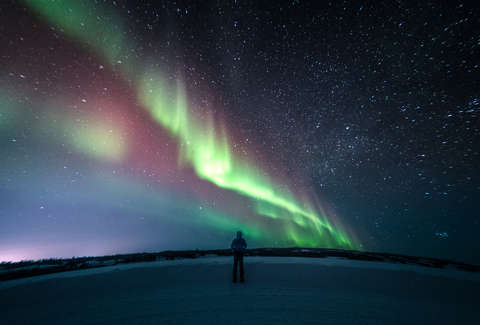 northern lights forecast august