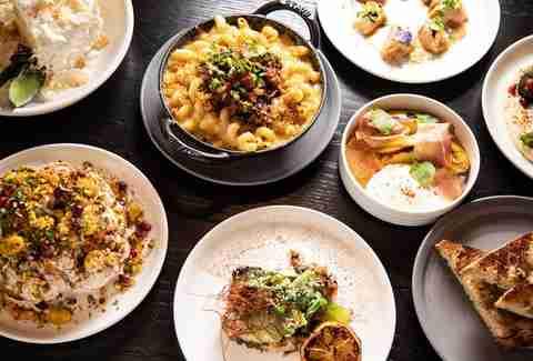 International Smoke assorted food, Best restaurants in San Diego