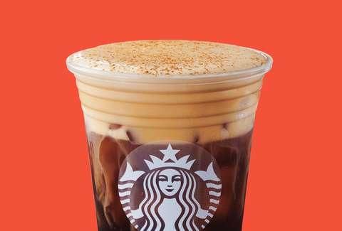 starbucks pumpkin cream cold
