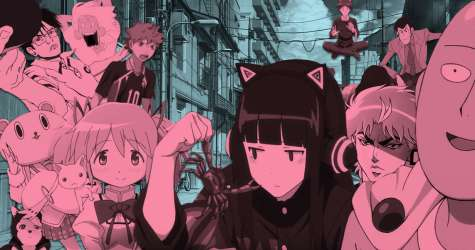 Best Anime of the Decade: Top Anime to Watch from the 2010s Thrillist