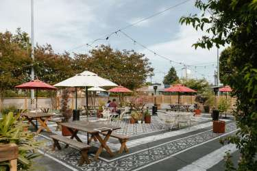 Best Outdoor Restaurants in LA: Good Places to Eat Outside Right Now Thrillist