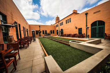Stone Brewing World Bistro & Gardens - Liberty Station - 55.000sqft of beer amazingness from the folks at Stone - Thrillist San Diego