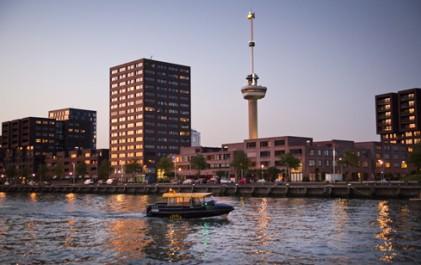 Dineren Euromast Rotterdam