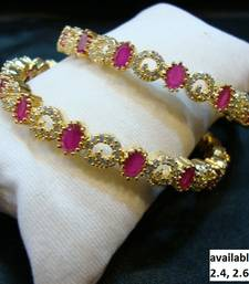 Buy Design no. 16.752....Rs.2650 bangles-and-bracelet online
