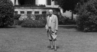 Richard Strauss estate Garmisch-Partenkirchen