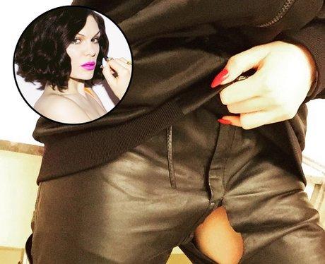 Jessie J Wardrobe Malfunction