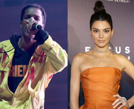 Dating Rumours 2017 A$AP Rocky and Kendall Jenner