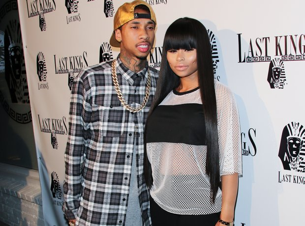Image result for blac chyna tyga