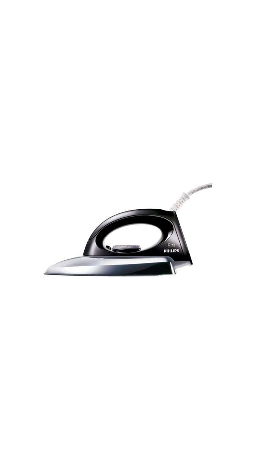 Buy Philips Diva GC83 750 W Dry Iron (Black) Online at Low