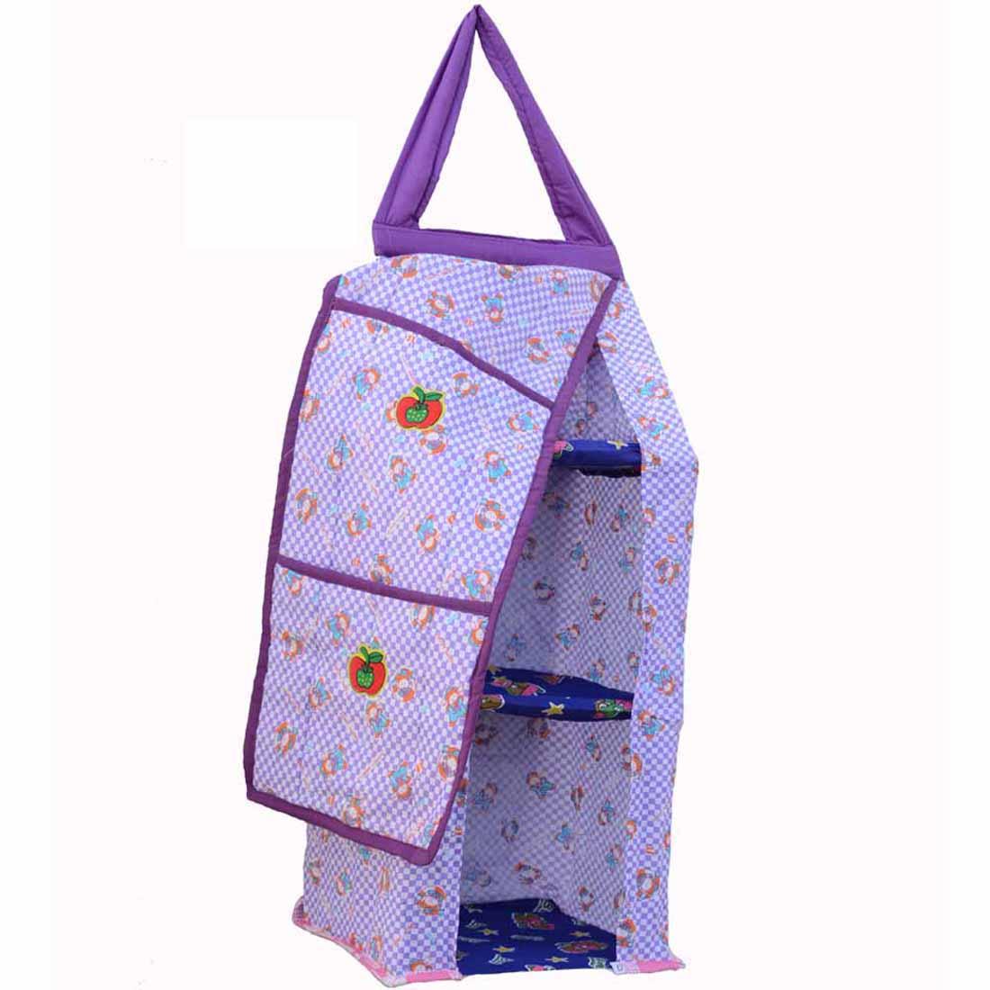 hanging chair flipkart santa covers amazon srim smc0052 cotton collapsible wardrobe price in india