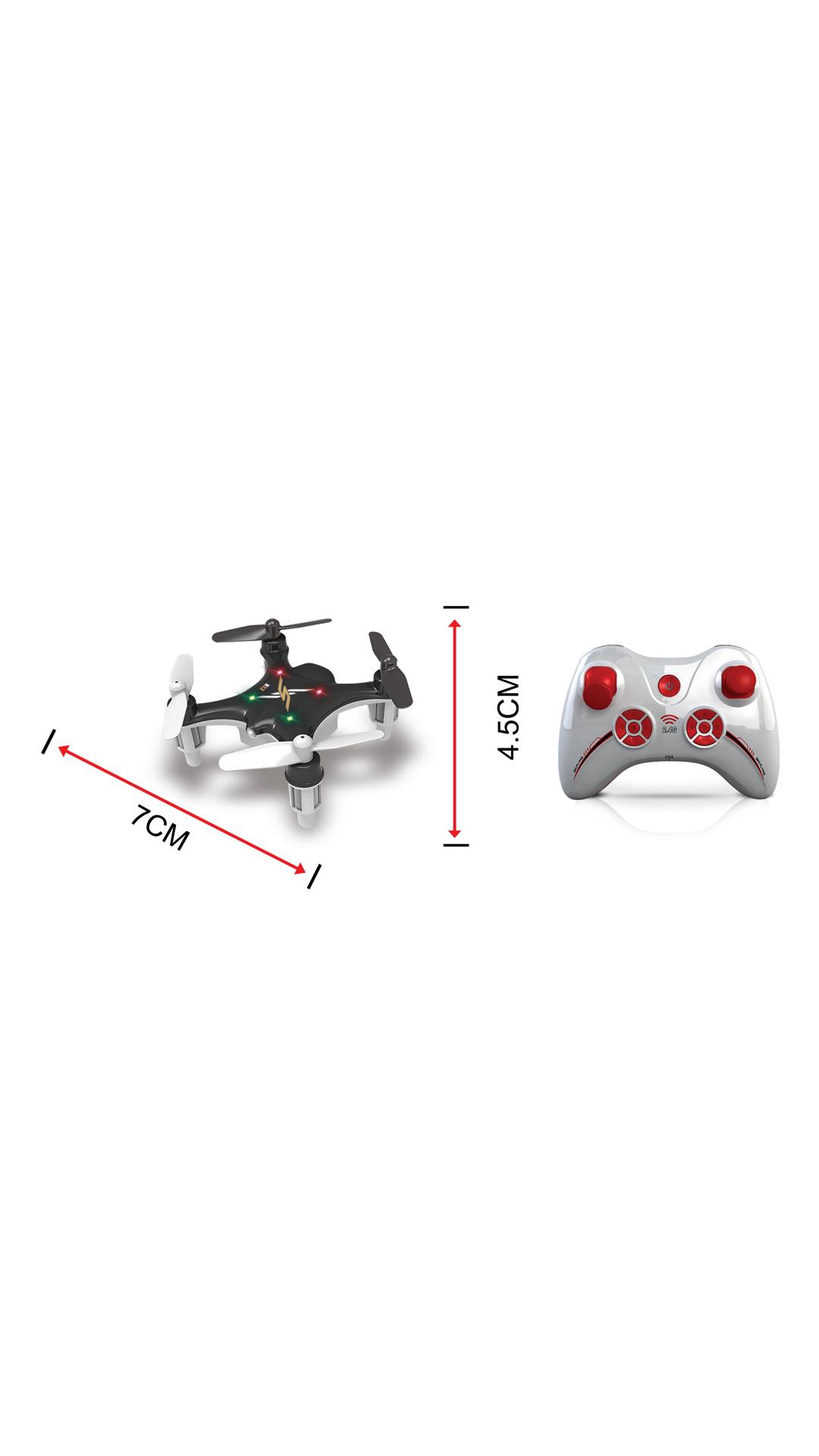 Buy Toyhouse Smallest Drone X12nano Palm 4ch Gyro 6 Axis