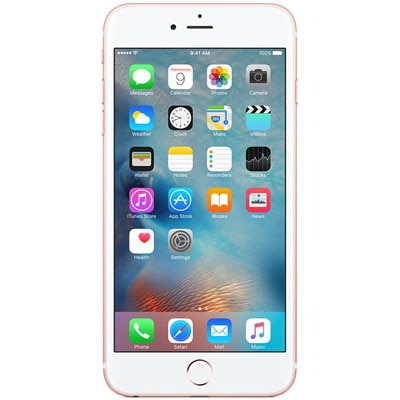 Apple iPhone 6S Plus 64 GB (Rose Gold)