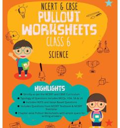 Buy Oswaal NCERT \u0026 CBSE Pullout Worksheets Class 6 Science Book (For March  2020 Exam) Book Book  Paytm Mall [ 1070 x 801 Pixel ]