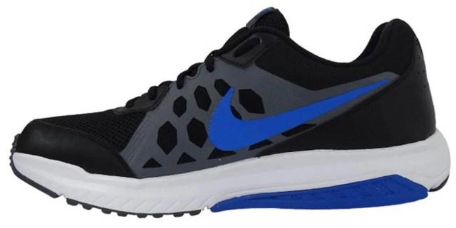 Nike Men Black Running Shoes - 724944-010