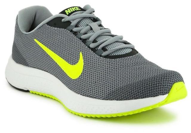 Nike Men Grey Running Shoes - 898464-012