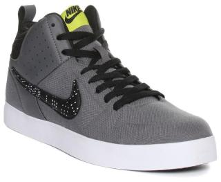 Nike Men Liteforce III MID Grey Sneakers