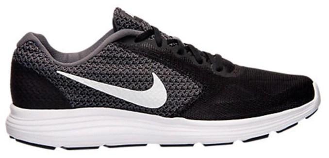 Nike Men Black Running Shoes - 819300-001