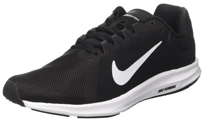 Nike Men Black Running Shoes - 908984-001