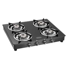 Standing Gas Range With Convection