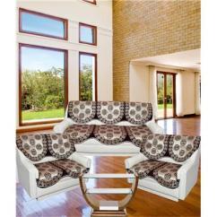 Latest Design Sofa Covers Cuddler Cover Buy Set Online At Best Price On Paytm Mall Tanya S Homes Designer Range Of Chenille And Velvet Specially Designed For 7 Seater