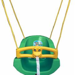 Hanging Chair For Baby Garden Swing Swings Buy Musical Bassinets Kids Online At Oh Green Heavy Plastic