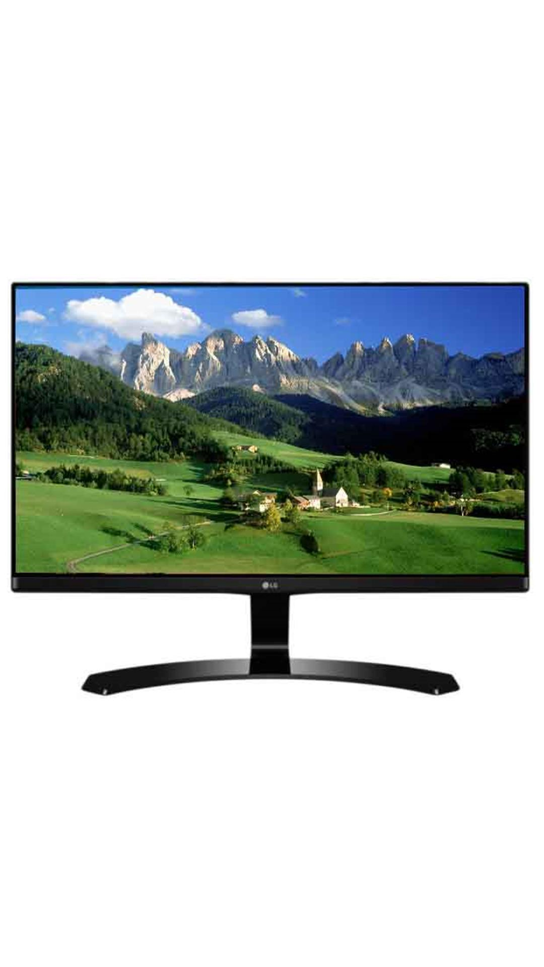 LG 22MP68VQ-P LED (21.5 inch) Full HD Monitor
