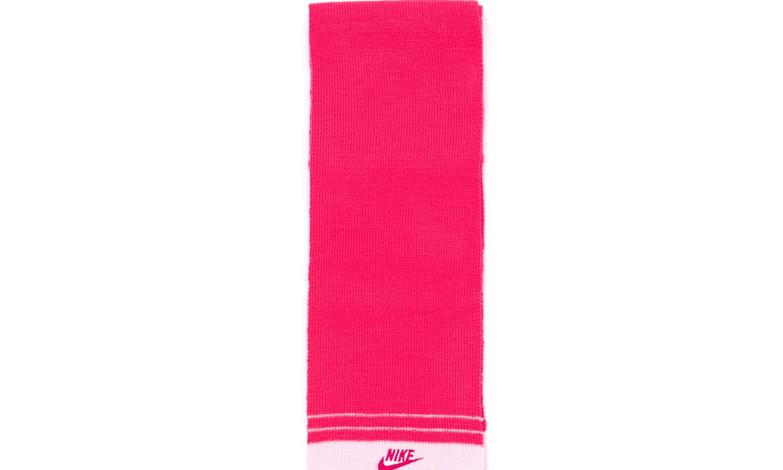 NIKE - Κασκόλ NIKE ροζ