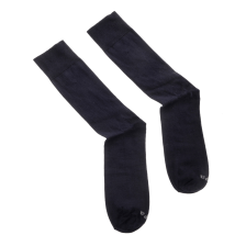 GSA - Κλασικές ανδρικές ψηλές κάλτσες GSA ANKLE SOCKS PLATINUM μπλε σκούρο