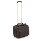 AMERICAN TOURISTER - Βαλίτσα καμπίνας American Tourister μαύρη image