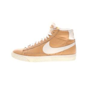 NIKE - Γυναικεία παπούτσια Nike BLAZER MID ταμπά