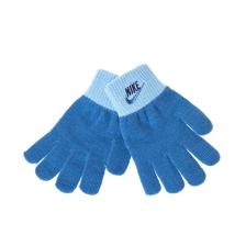 NIKE - Παιδικά γάντια NIKE μπλε