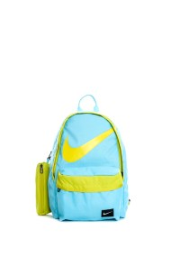 NIKE - BA4665 Nike Young Athletes Halfday Back To School γαλάζιο-κίτρινο